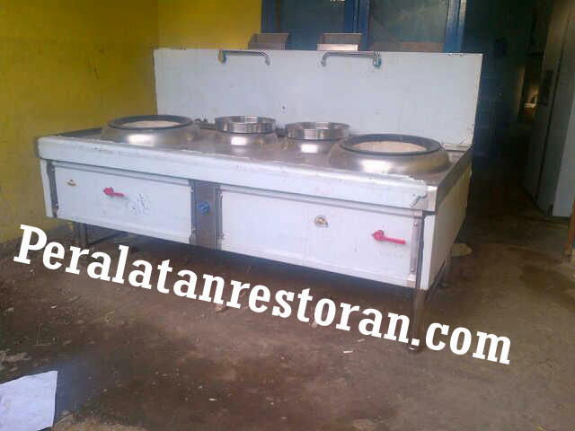 double Kwali range blower peralatan restoran copy