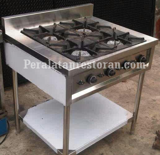 stock pot for burner peralatan restoran